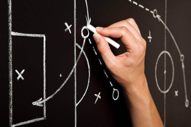 Catenaccio - et nærmere kig på denne fodboldfilosofi