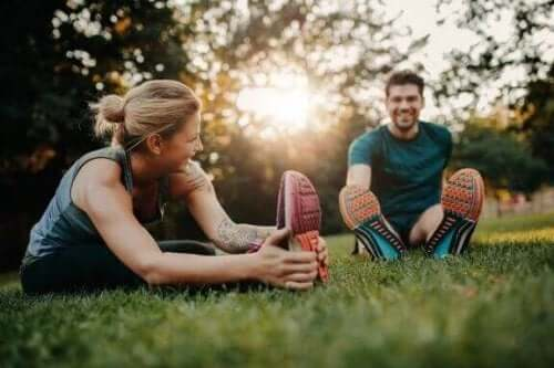 Den rigtige træning hjælper med at forebygge sygdomme
