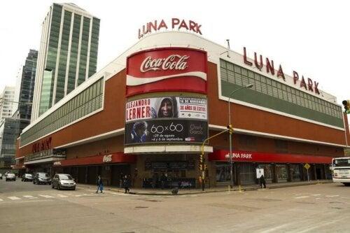 Luna Park i Buenos Aires