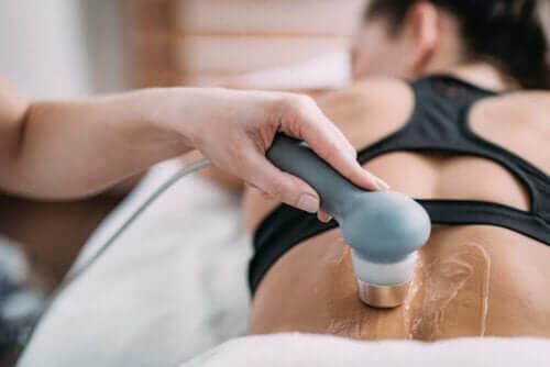 Ultralydsterapi og dets brug i fysioterapi