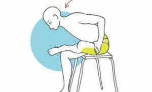 udstræk på stol