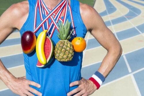 Bør atleter reducere deres kalorieindtag?