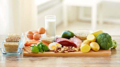 Fødevarer, der hjælper med muskelheling efter træning