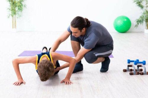 Forældres indflydelse på børns sport