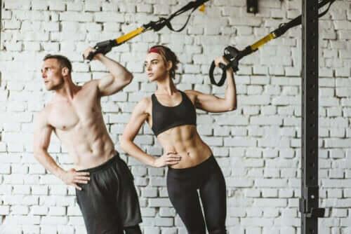 Unilaterale øvelser til at styrke din core