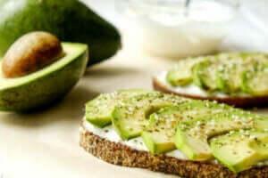 avocado på toast