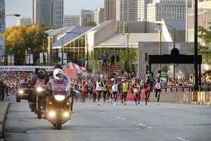 marathon i Chicago