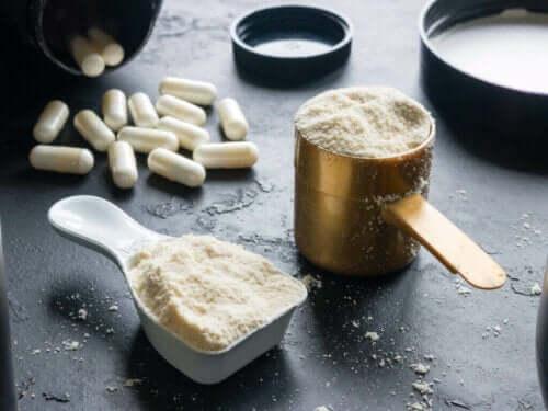 Brugbare supplementer og hvordan de virker