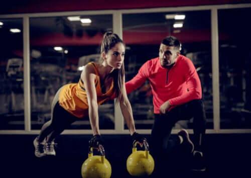 Opdag de nuværende fitnesstrends