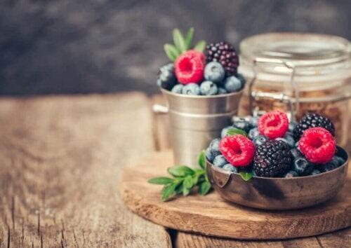 Er det okay at spise frugt efter træning?