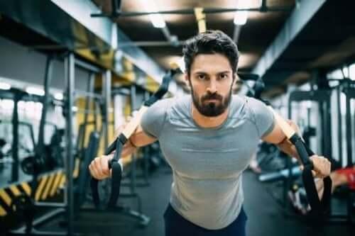 Muskulær dysmorfofobi: En besættelse af træning