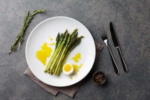 Sundhedsmæssige fordele ved asparges