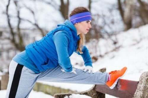 Tips til at forblive sund i løbet af vinteren