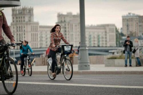 folk der cykler