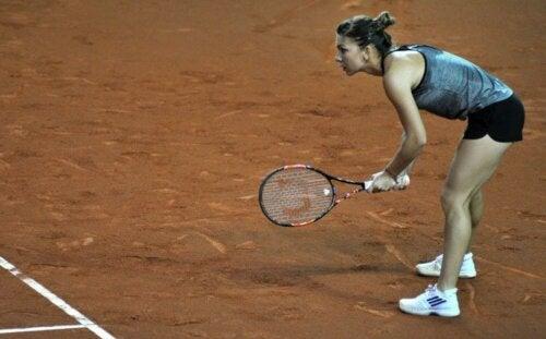 tennis er god træning for teenagere