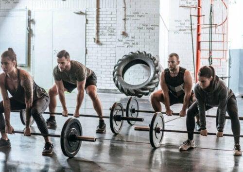 Hvad er grundprincipperne i CrossFit?