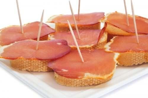 4 sunde proteinholdige sandwiches til at tabe dig