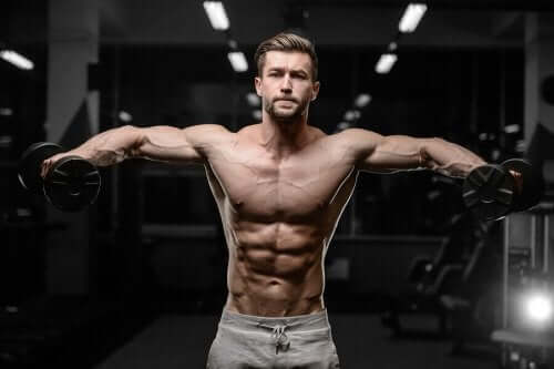 Træning for muskelvækst
