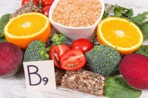 fødevarer med vitaminer