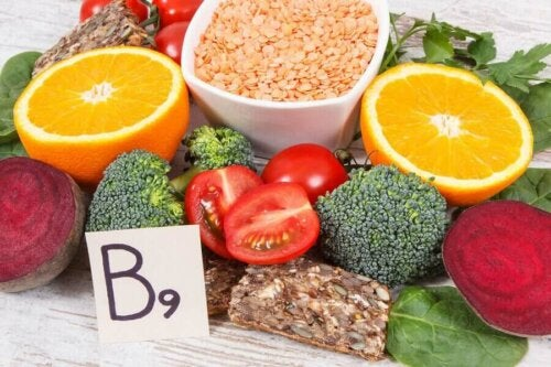 vitaminholdige fødevarer
