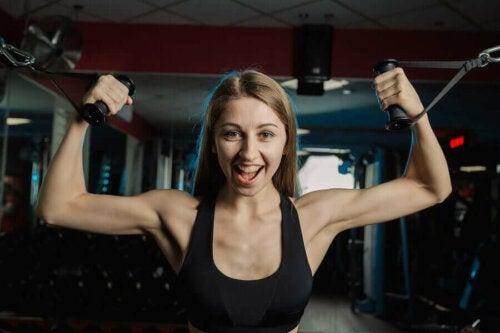 Almindelige fejl ved træning af biceps