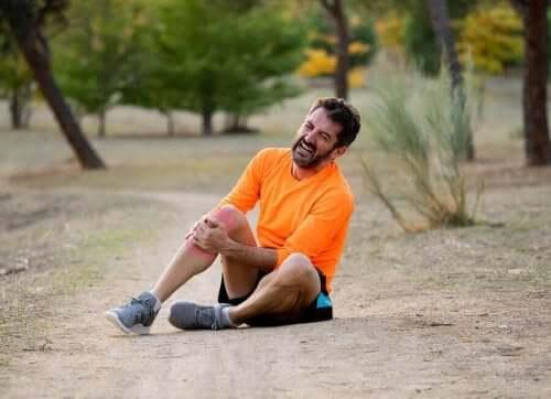Almindelige skader i benene