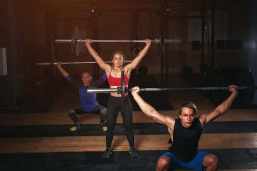 Barbell squat: 3 varianter for et bedre program