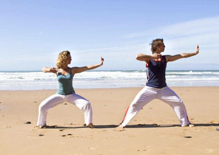 Hvordan man praktiserer Chi Kung