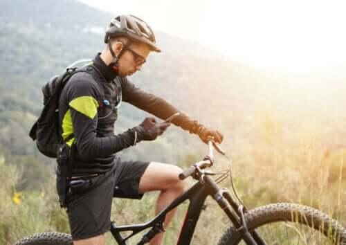 Udforsk de bedste apps til cykling