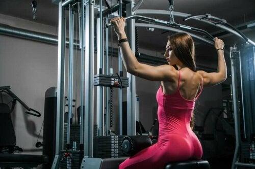 Øvelser til at træne dine rygmuskler