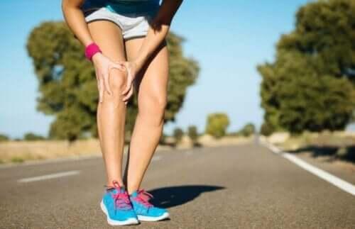 Øvelser mod knæsmerter