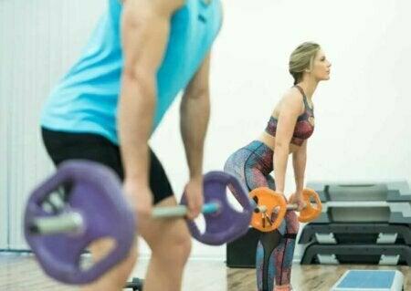 Hvad er de helbredsmæssige fordele ved Bodypump?