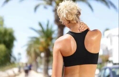 Nakkesmerter: De mest almindelige årsager