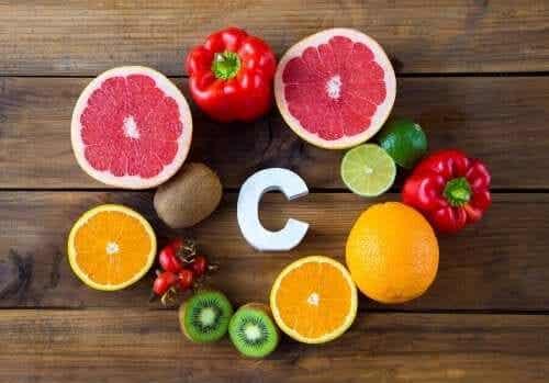 Egenskaber og fordele ved C-vitamin