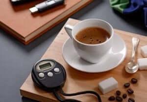 en kop kaffe kan også være et godt tilskud til crossfit