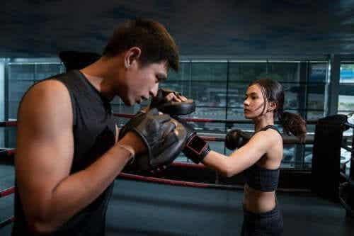 De bedste sportsgrene at dyrke som par