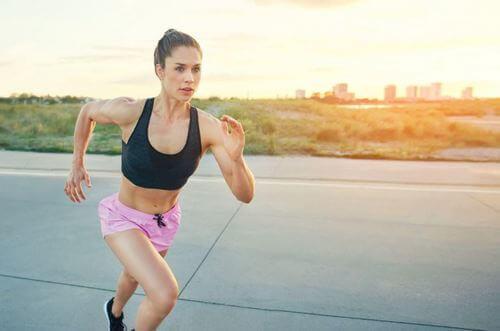 Kernübungen für Läufer