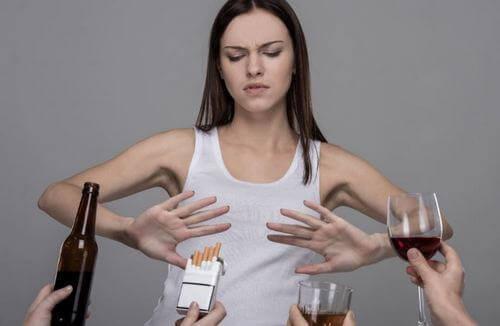 Fünf schlechte Gewohnheiten für deinen Körper
