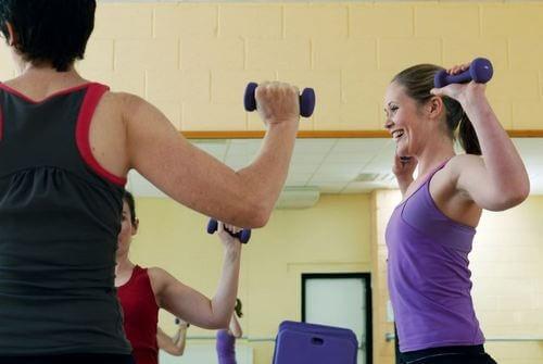 Fitnesszubehör für Menschen über 40