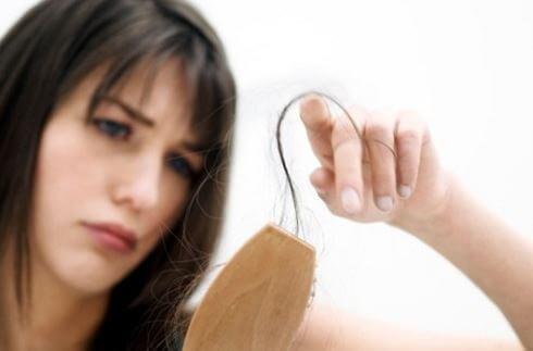 Schachtelhalm für die Haare