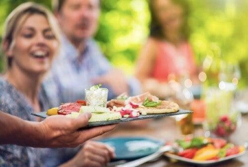 Tapas: 5 Möglichkeiten, sie in eine Diät zu integrieren