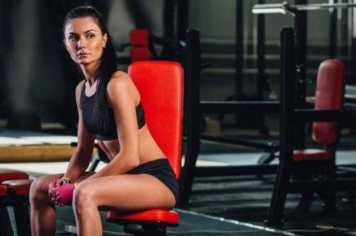 Die sechs häufigsten Fehler im Fitnessstudio