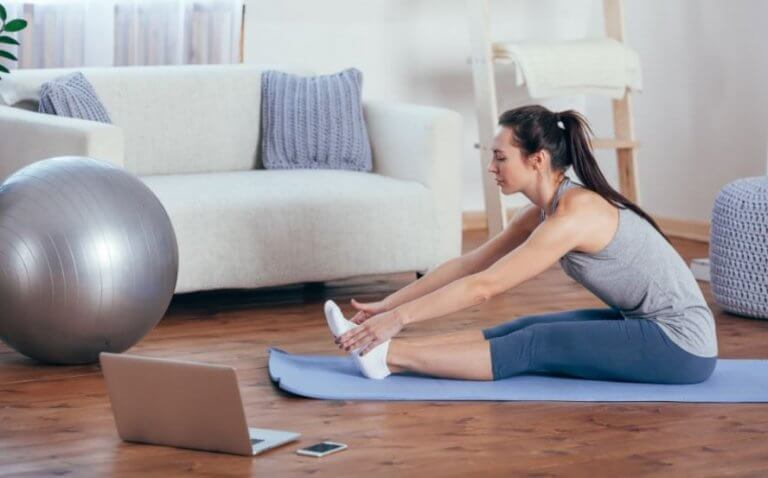 Trainiere nicht nur im Fitnessstudio