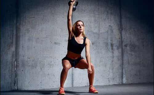 Verschiedene Gründe und Vorteile, CrossFit zu praktizieren