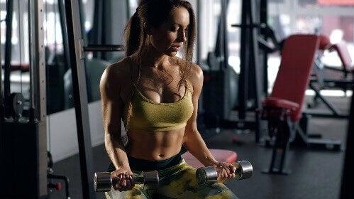 Muskeltraining: Ein effektiver Wochenplan