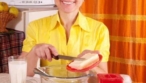 Die gesundheitlichen Eigenschaften von Margarine