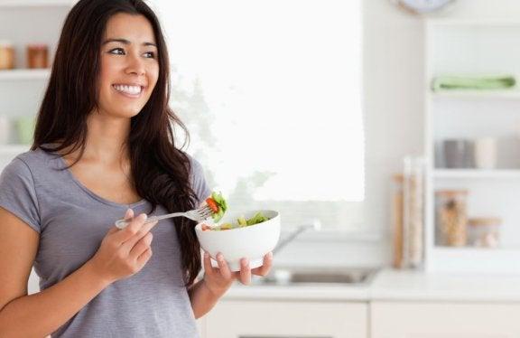 Gemischter Salat für zu Hause zum nachmachen