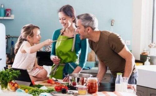 Leckere vegetarische Gemüsesaucen