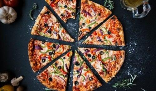 Hafer-Pizzateig