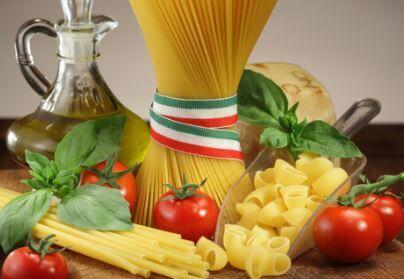 Köstliche und gesunde italienische Rezepte — Du bist fit